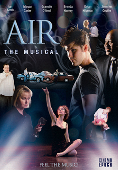 AIR: The Musical DVD Art