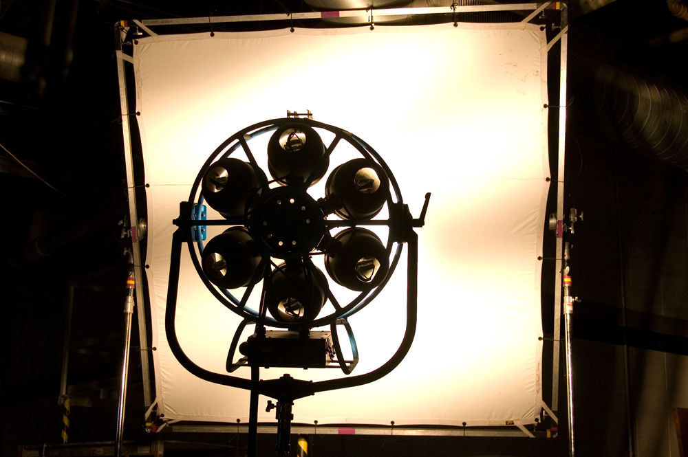 """Last Breath"" production still - ARRI Ruby 7 Light into Ultra Bounce"