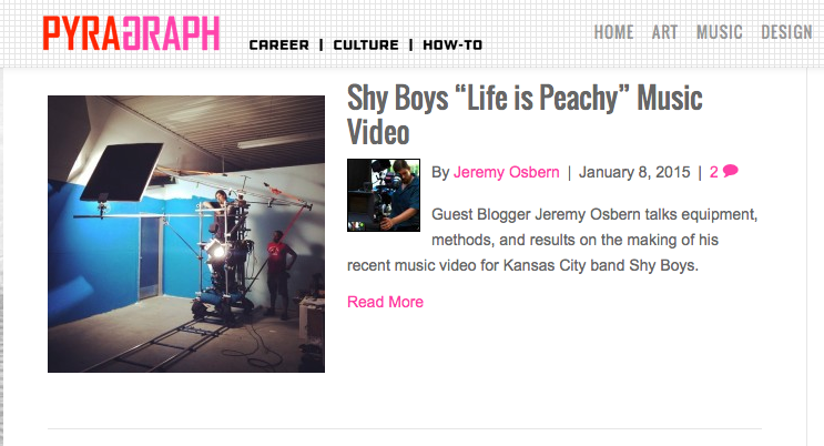 Pyragraph-Jeremy-Osbern-Shy-Boys-Life-Is-Peachy-Music-Video