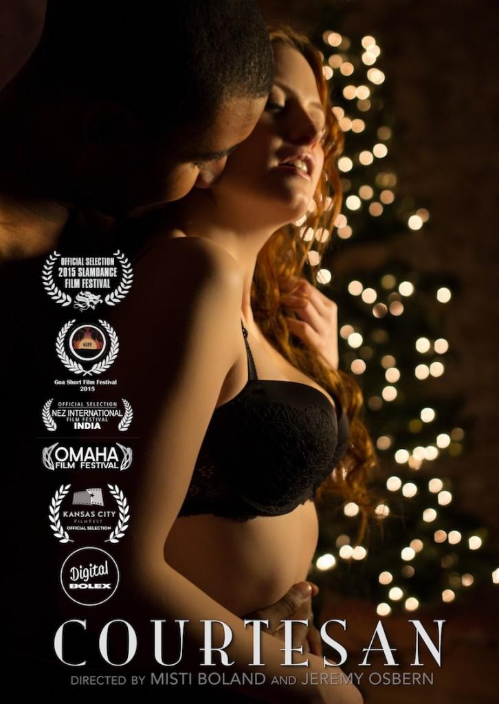 Slamdance Film Festival Digital Bolex Fearless Filmmaking Showcase Short Film COURTESAN