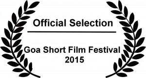 COURTESAN screening at Goa Short Film Festival in India